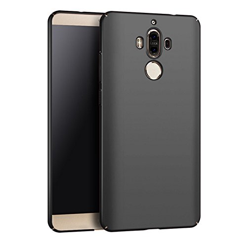 Price comparison product image Ultrathin Huawei Mate 9 hard Case with SF Coated Non Slip matte surface for Excellent Grip for Mate 9 (Black)