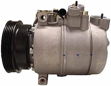 BEHR HELLA SERVICE 8FK 351 128-581 Compresor, aire acondicionado: Amazon.es: Coche y moto