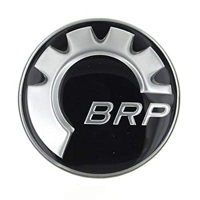 Can-Am BRP New OEM Sprocket Logo Hood Emblem Decal, Spyder Maverick, 516008739: Automotive