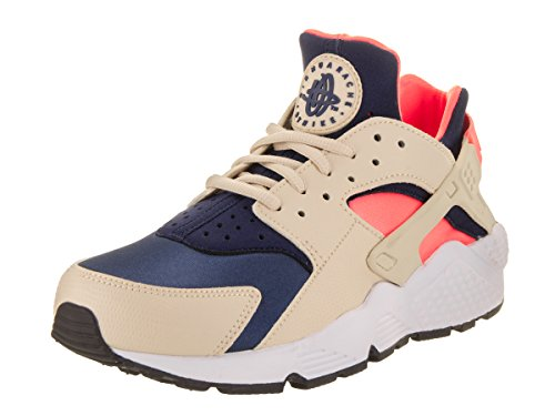Oatmeal Multicolore Huarache da Binary Nike Donna Wmns Run Blue Glow Scarpe Lava Fitness Air 8znpqwa4