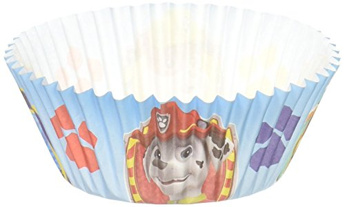 Paw Patrol Baking Cups - Disposable Cupcake Liners - Pack of 50]()