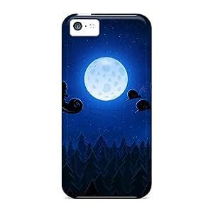 Excellent Design Santas Slay Xmas Phone Cases For Iphone 5c Premium Cases