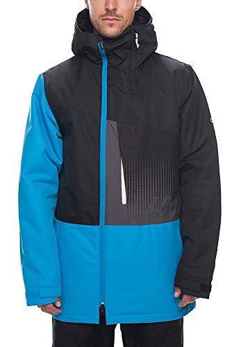 686 Men's Foundation Insulated Jackets | Waterproof Ski/Snowboard Jackets