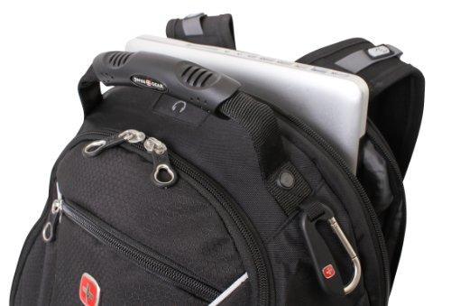 Amazon.com: SwissGear SA3181 Black Computer Backpack - Fits Most ...