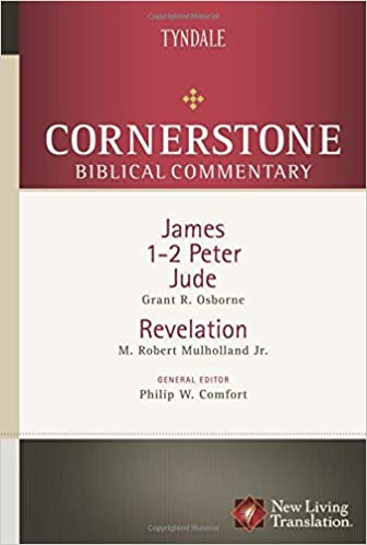 James, 1-2 Peter, Jude, Revelation (Cornerstone Biblical