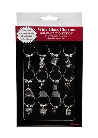 Charms Gourmet Collection Velveteen Storage product image