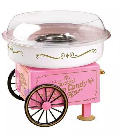 Nostalgia Electrics PCM305 Vintage Collection Hard & Sugar-Free Cotton Candy Maker 1.0 ea(1pack)