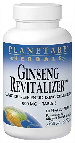 (Ginseng Revitalizer 90 Tablets)
