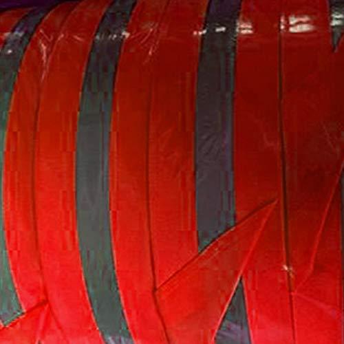 Naranja XL Feketeuki Chaleco Reflectante de Advertencia Ropa de Trabajo Vestimenta Protectora de Alta Visibilidad d/ía Noche para Correr Seguridad del tr/áfico en Bicicleta
