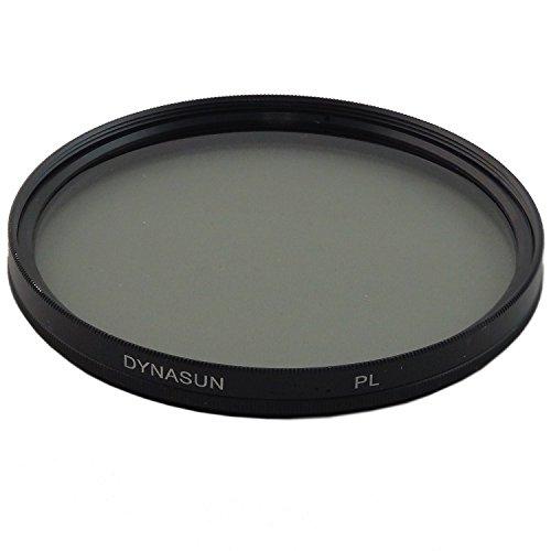 DynaSun 58mm Slim Linear Polarising Filter for Canon, Nikon, Pentax, Olympus, Samsung, Sony, Panasonic, Fujifilm Camera