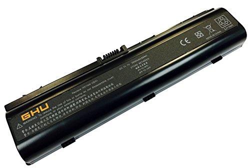 New GHU Battery Replacement for 411462-141 441425-001 446506-001 446507-001 HSTNN-34C HSTNN-IB42 HSTNN-lb42 Compatible with HP Pavilion DV6000 DV6100 DV6500 DV6700 DV2000 DV2500 DV2700 DV2200 V6000 (Hp Battery Pavilion Dv2500)