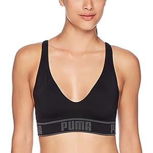 PUMA Women's Women's Solstice Seamless Sports Bra Bra