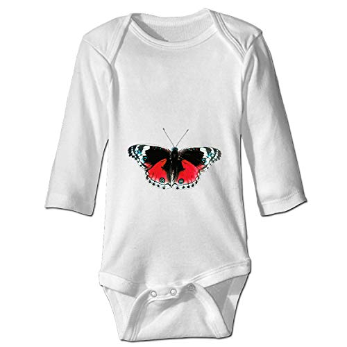 Clothing Kite Butterfly (Baby Butterfly Bodysuits Rompers Outfits Clothes,Long Sleeve)