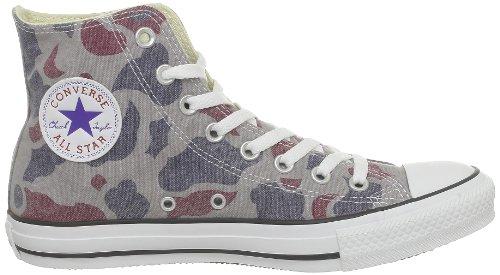 Converse Ct Cam Print Hi 287900-61-123 - Zapatillas de tela unisex Gris (Grau (Gris Camo))