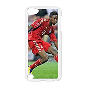 Generic For Touch5 Ipod Printing David Alaba Proctecion Back Phone Covers For Women Choose Design 1
