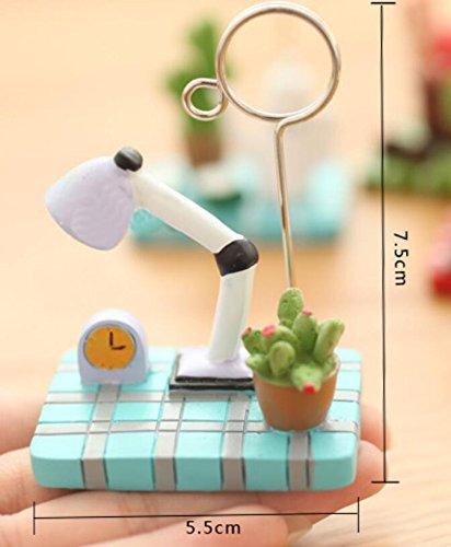 Happy Little Sheep Memo - Soporte de resina para mini ...