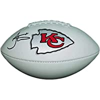 $89 » Tyreek Hill Signed Kansas City Chiefs Football - NFL Logo Ball - Autographed and JSA Authenticated