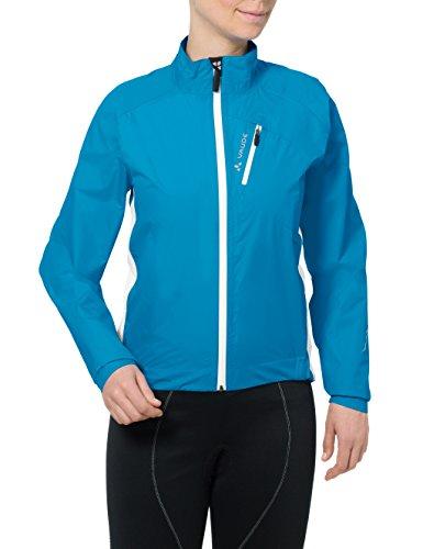 VAUDE Spray IV chaqueta de la mujer Spring Blue