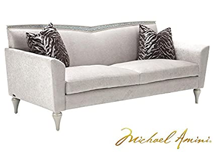 Strange Amazon Com The Roomplace Melrose Plaza Sofa By Michael Download Free Architecture Designs Itiscsunscenecom