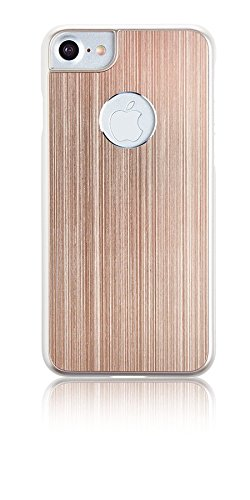 Spada 4052335032054Coque en aluminium brossé pour Apple iPhone 6/6S/7or