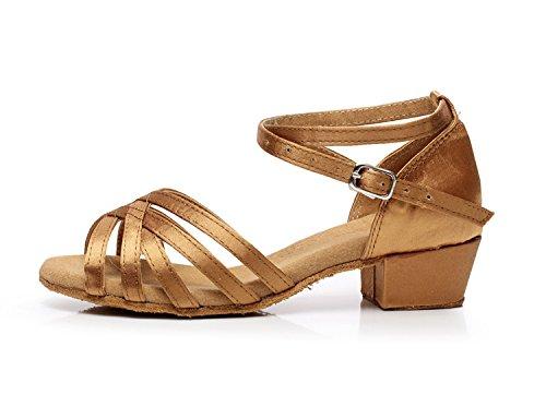 Minitoo - salón chica Plateado - bronce claro