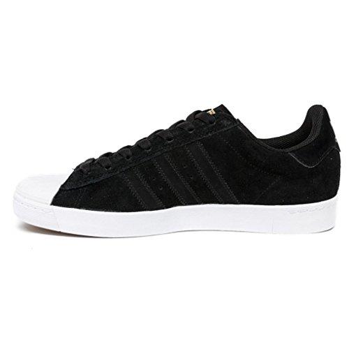 de Homme skateboard 46 nbsp;– Noir Superstar ADV Adidas nbsp;Chaussures Vulc 7qx0pvwp1X