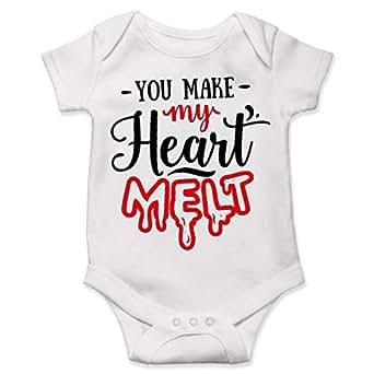 Amazon.com: Valentine's Day Onesie, Baby, Cute, Arrow