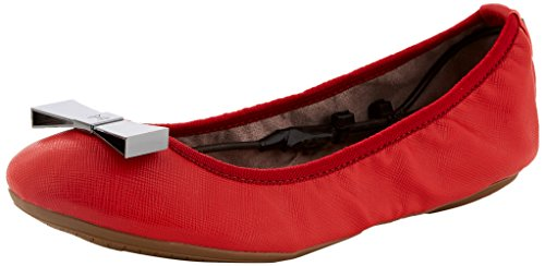 Butterfly Tomato Red Chiusa Donna Twists Ballerine Rosso Punta 099 II Chloe 88zwUr