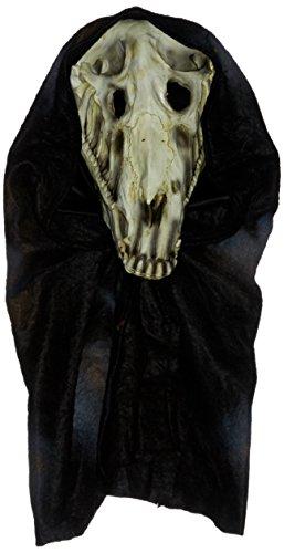 Scary Animal Skull Costumes - Horse Skull Mask