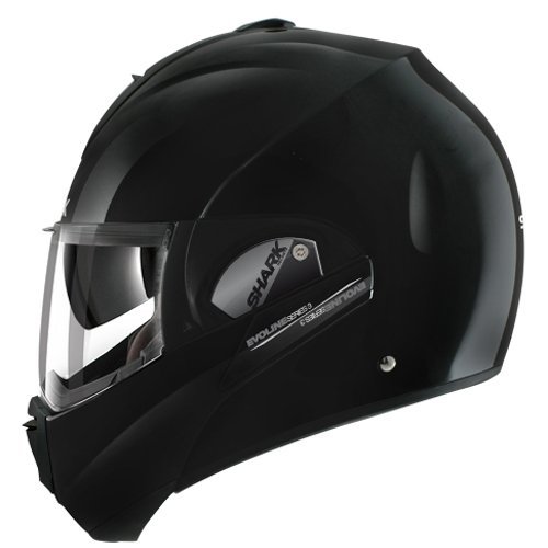 Price comparison product image Shark Evoline Series 3 Helmet (Black, Medium)
