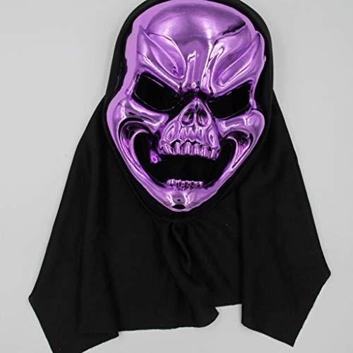 SKSNBMJ Party Masquerade Mask Halloween Ghost Festival Terrorist Head Mask]()