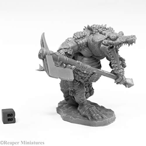 Reaper Miniatures: 44028 - Torlan Bones Black Fantasy Miniature ()