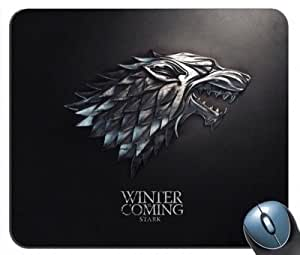Game of Thrones Stark Winter Is Coming Mouse Pad
