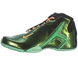 Nike Zoom Hyperflight Men Us 9 Green Basketball Shoe