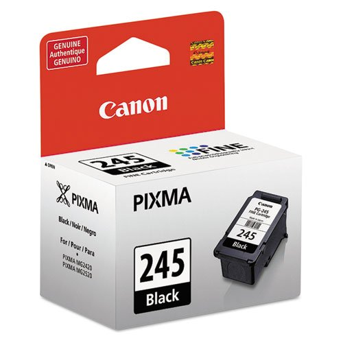 Canon 8279b001 ink, 180 page-yield, black
