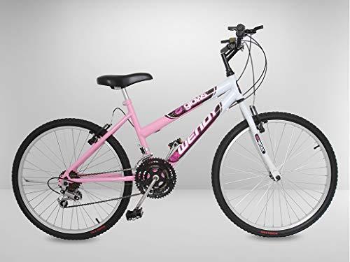 Bicicleta Wendy 26 Rosa 18M