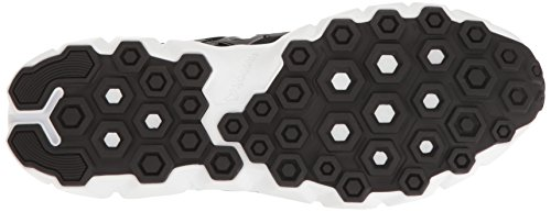 Reebok Hexaffect Kjøre 5,0 Mtm Sneaker Svart / Hvit / Tinn