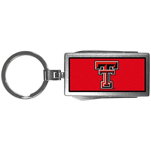 (Siskiyou Sports NCAA Texas Tech Red Raiders Multi-Tool Key Chain)
