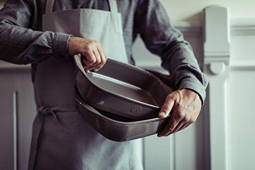 Emile Henry 119652 France Ovenware Ultime Rectangular Baking Dish, 14.2 x 9.1, Flouro by Emile Henry (Image #8)