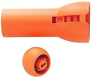 Fiskars Kit de Recambio para pértigas telescópicas universales 115565-Kit, Naranja, 98x28.2x6.8 cm