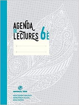 Agenda de lectures 6è EPO - 9788430779567: Amazon.es: Rosa ...