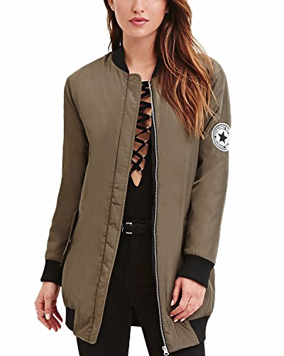 Quilted Jacket Coat - 7
