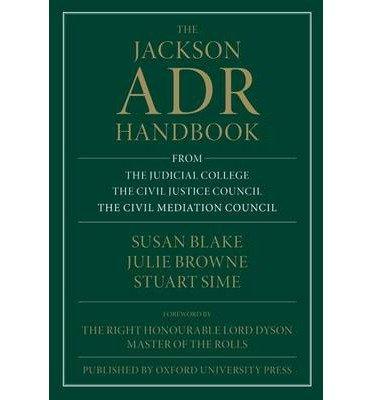[(The Jackson ADR Handbook )] [Author: Susan H. Blake] [Jun-2013] ebook