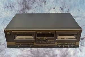 Amazon.com: Technics rs-tr210 Stereo doble Dual Grabadora de ...