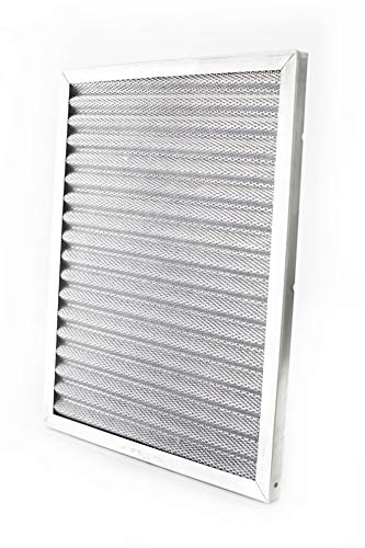 Trophy Air 16x20x1 MERV 8 | Washable Furnace Filter | Lifetime HVAC & Furnace Air Filter | Washable Electrostatic | High Dust Holding Capacity | Premium Quality Aluminum & Antimicrobial Coating