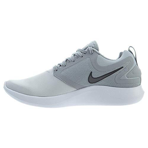 Platinum Uomo Lunarsolo Nike Running Grey Scarpe Dark Pure metallic 1XRnq7nz