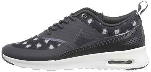 White Grey Print Max Zapatillas Thea anthracite Para dark Mujer Wmns Nike Black summit Air Grey wolf Sgqv1xwZ