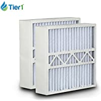 (2-PK) Day & Night - 24 x 25 x 5 - MERV 8 Comparable Air Filter