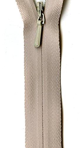 (American & Efird YKK YKK Unique Invisible Zipper 18