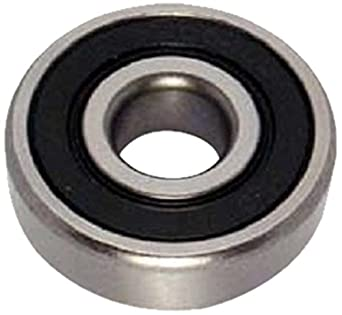 ONE NEW PEER BEARING RADIAL BALL BEARING 6200-2RLD.